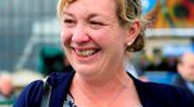 Sabrina Harty will strive to emulate last year's Park Stakes victory with Ansgar