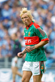 Mayo's Ciaran McDonald at the All-Ireland Senior Football semi-final against Dublin in 2006