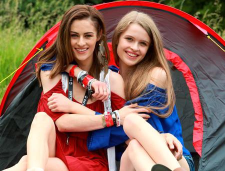 MADELINE MULQUEEN AND ALICIA KAVANAGH ANNOUNCE THE STAGE TIMES FOR CASA BACARD AT ELECTRIC PICNIC 2015