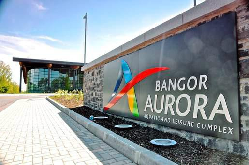 Police are appealing for information about the incident at the Aurora Leisure Centre, Bangor
