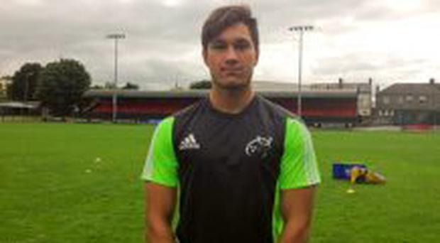 Educated at Crescent College Comprehensive, Faloon represented his school in the Munster Schools Senior Cup on two occasions and was part of the winning squad that claimed the title in 2014
