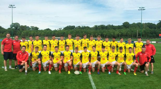 The Munster U-18 Schools squad begin their interprovincial campaign with a trip to face Leinster at Donnybrook