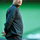 Georgia's assistant coach and former Connancht man Michael Bradley