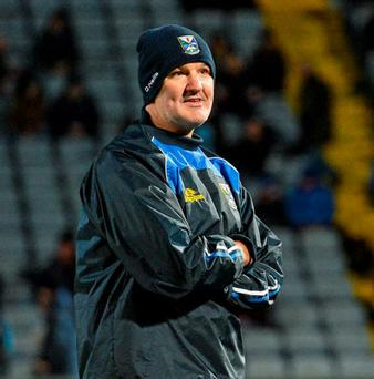 There is doubt regarding former Mayo footballer Liam McHale's future as coach to the Cavan football team