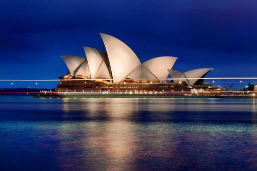 Sydney, Australia was named the most friendly city in the world