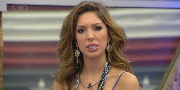 Farrah Abraham on Channel 5's Celebrity Big Brother