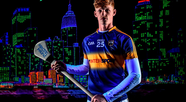 Tipperary's Stephen Quirke has battled back from injury and hopes to play a key role in the Electric Ireland GAA Minor Hurling final
