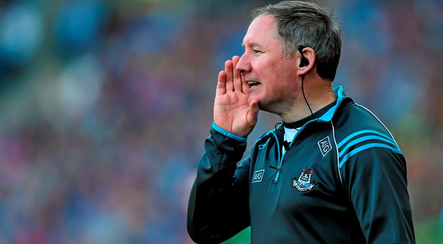 Dublin manager Jim Gavin: 'I thought the DRA were very facilitating. Obviously the time was compressing coming up to the game and I thought anybody we engaged in the process made themselves available for late hours. We can only be grateful for that'
