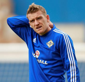 Northern Ireland captain Steven Davis believes his side have the self-belief to make history
