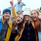 Revellers at Electric Picnic 2015. Picture: Caroline Quinn