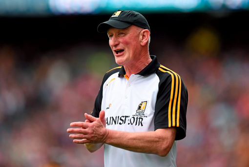 Brian Cody will be rubbing his hands with glee at the prospect of more Kilkenny silverware