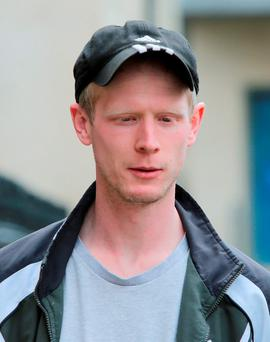Paul Mahoney, 30, from Carnhill, leaving Londonderry Crown Court, following a pre-sentence hearing after he pleaded guilty to a number of offences, including conspiracy to defraud the film industry. when he ran an internet piracy scam from his bedroom put the movie industry at risk of losing ?120 million Credit: Stephen Kilkenny/PA Wire