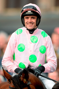 'Punters are sure to latch onto the appearance of the all-conquering team of Willie Mullins and Ruby Walsh' (pictured)