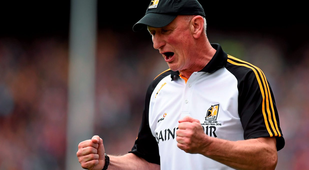 'It's now 11 All-Irelands for Brian Cody'