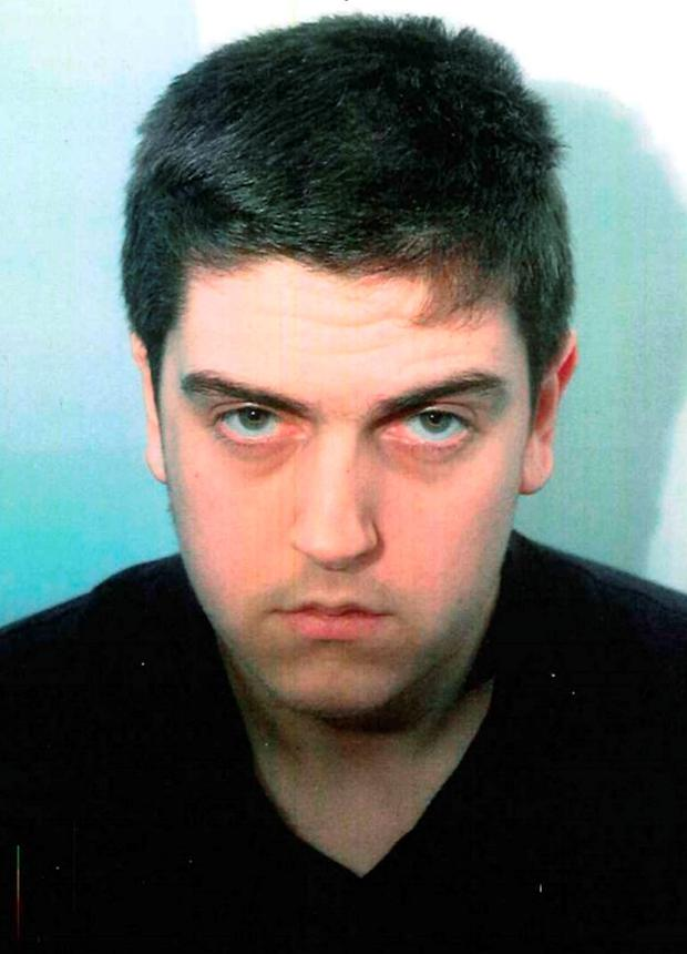 Alexander Pacteau who was jailed for 23 years for the murder of Karen Buckley
