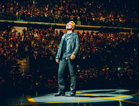 The last time U2 played in Dublin was at three sold-out shows in Croke Park in 2009