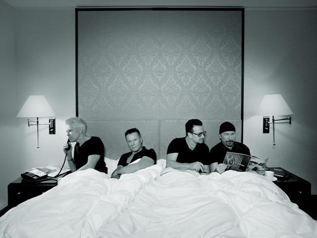 U2 Photo credit - Olaf Heine
