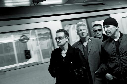 U2 Photo credit - Paolo Pellegrin