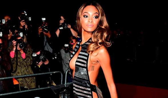 Jourdan Dunn at the GQ Men of the Year Awards