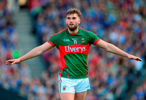 'Aidan O'Shea had two great games, but against Dublin, when the pressure was on, the standard of kick-pass in to him was terrible and the gap between him and any support was just too big'