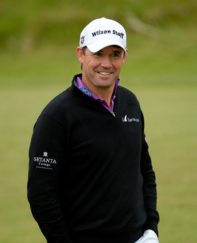 Harrington last played two weeks ago in The Barclays, the second of the PGA Tour's FedEx play-offs and missed the cut