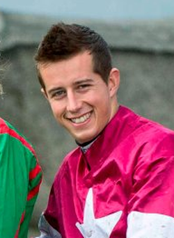 Bryan Cooper (pictured) teamed up with Willie Mullins to capture the featured Guinness Handicap Chase with the Michael O'Leary-owned Devils Bride on the final afternoon of Galway's three-day September meeting