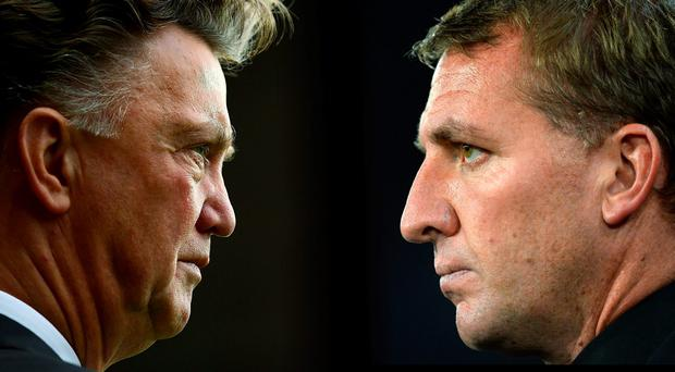 For all the hype, the reality is that Louis Van Gaal and Brendan Rodgers are in charge of faded empires