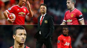 Louis van Gaal is clearly a tough man to deal with