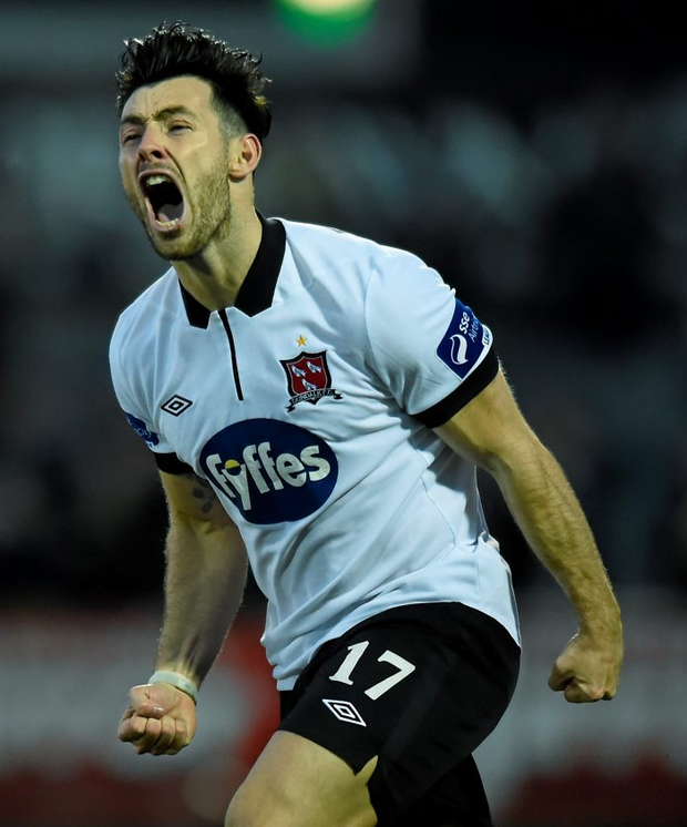 Richie Towell: 'Everyone knows how confident I am and I do think I am good enough to break into the Ireland squad'