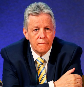 DUP leader and First Minister Peter Robinson has 'stepped aside' from his role in the Stormont executive