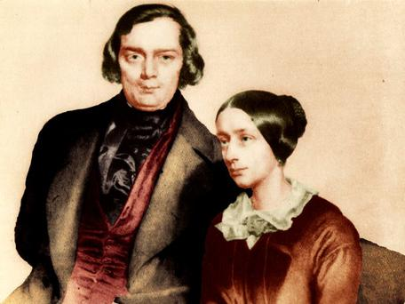 Communication was not a strong suit for Robert and Clara Schumann. But music surely was.