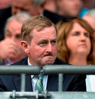 Kenny's engagement with the voter inevitably falls flat