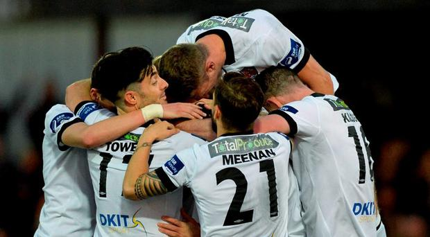 Dundalk will play at Oriel Park in their FAI Cup semi-final