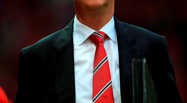 There seems to be an element of the Iron Fist with Van Gaal