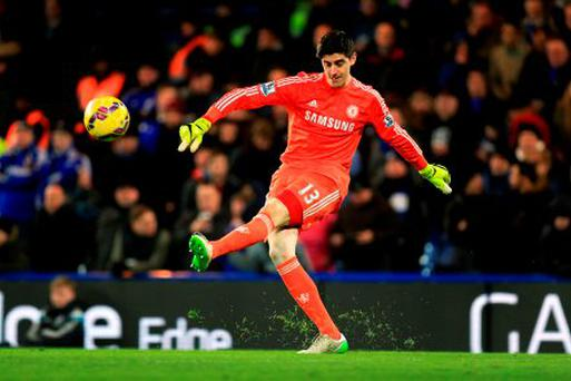 Chelsea goalkeeper Thibaut Courtois' injury is a major blow