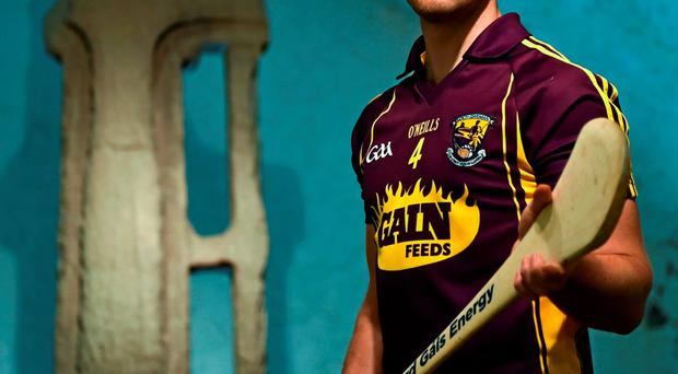 Wexford captain Eoin Conroy is hoping to lead his team to glory in today's Bord Gais Energy All-Ireland U-21 hurling final