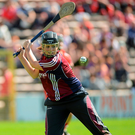 The goalkeeper is the oldest player in a youthful Galway side bidding to topple reigning champions Cork