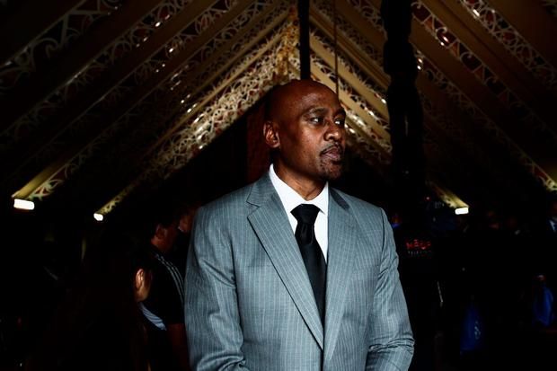 Twenty years after setting the rugby world alight, Jonah Lomu still cuts an imposing figure despite the kidney illness that has ravaged his body