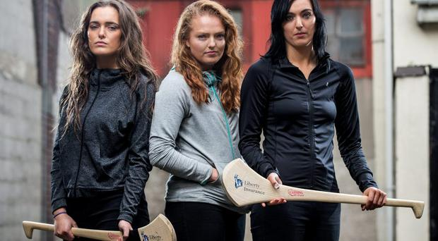 Hopper's daughters: Galway's Orlaith, Clodagh and Niamh McGrath