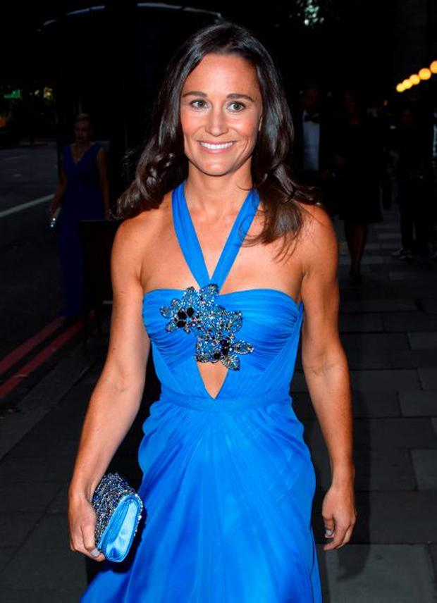 Pippa Middleton attends the Boodles Boxing Ball at The Grosvenor House Hotel on September 12, 2015 in London, England. (Photo by Max Mumby/Indigo/Getty Images)