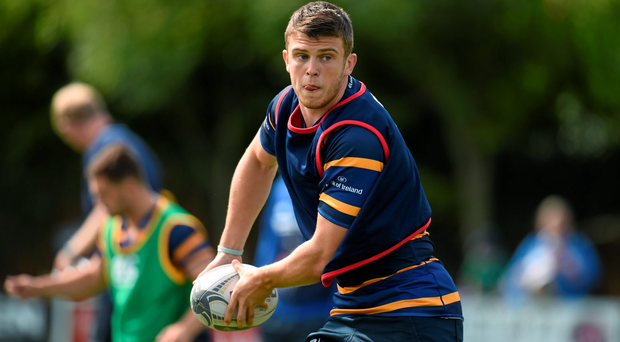 Leinster's Tom Farrell