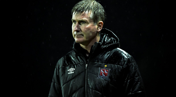 Stephen Kenny's Dundalk side beat Sligo Rovers 4-0