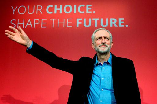 Jeremy Corbyn, the Labour Party's new leader