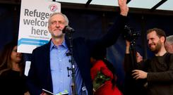 Corbyn, a hard-left activist rather than a career-building MP, had been such an unlikely candidate that he barely secured the nominations needed to run