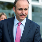 Micheál Martin rejects claims made by the Justice Minister Frances Fitzgerald