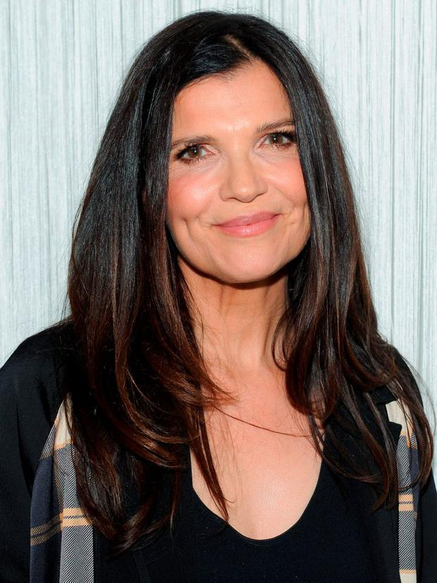 Activist Ali Hewson attends the Edun Spring 2016 fashion show during New York Fashion Week at Spring Studios on September 13, 2015 in New York City. (Photo by Craig Barritt/Getty Images)