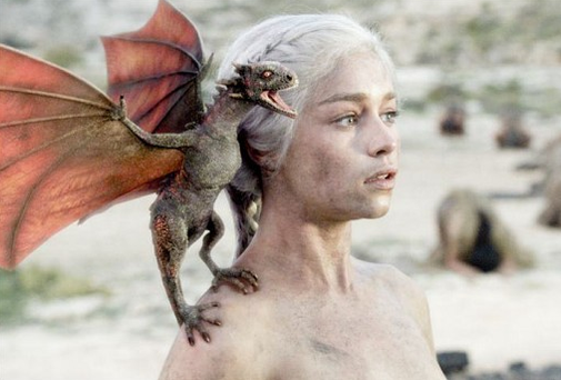 Emilia Clarke has appeared in nude scenes in Game of Thrones as Daenerys Targaryen