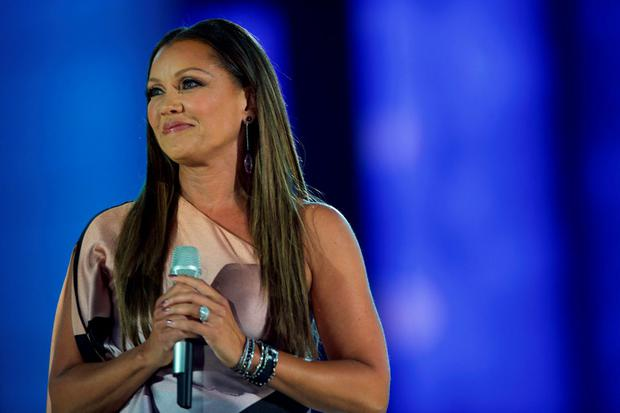Miss America 1984 Vanessa Williams performs during the Miss America Pageant at Boardwalk Hall, in Atlantic City, New Jersey