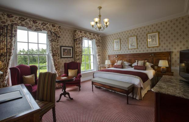 The K Club's new Barton Suite