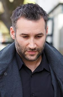 Former Another Level star Dane Bowers, who has denied assaulting his ex-girlfriend. Photo: Chris Ison/PA Wire